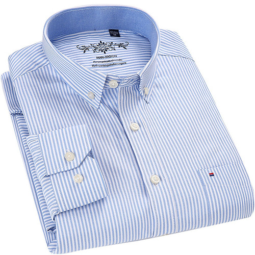Men Shirt Long Sleeve