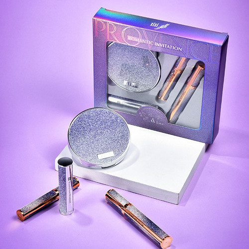 4pcs makeup set Mascara