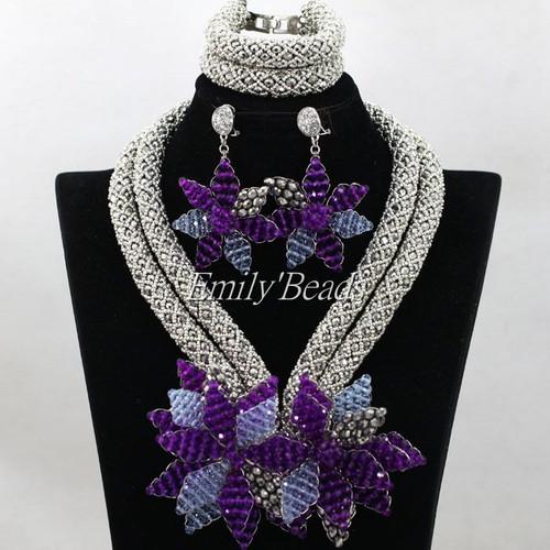 African Wedding Bridal Necklace