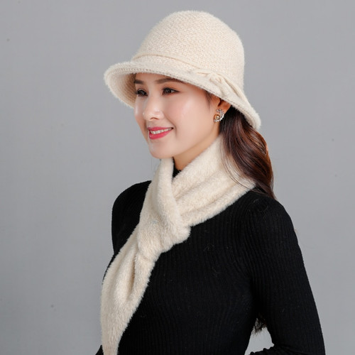 Winter Hat For Women Chenille