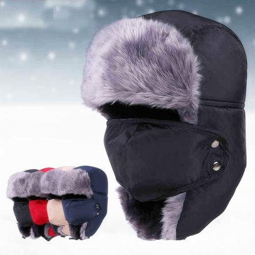 2017 Winter Bomber Hats Ushanka