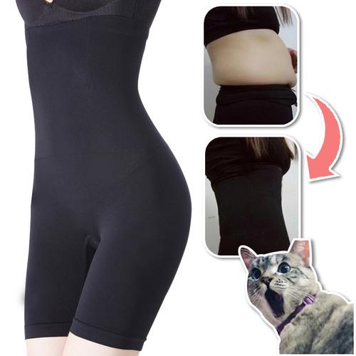 Women High Waist Trainer Slimming Tummy Control Knickers Pant Briefs Plus Size Lingerie Shapewear Underwear Corset Body Shaper