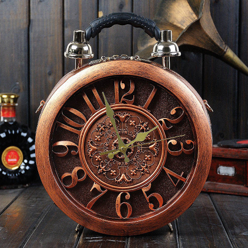 Amberler Real Alarm Clock Vintage
