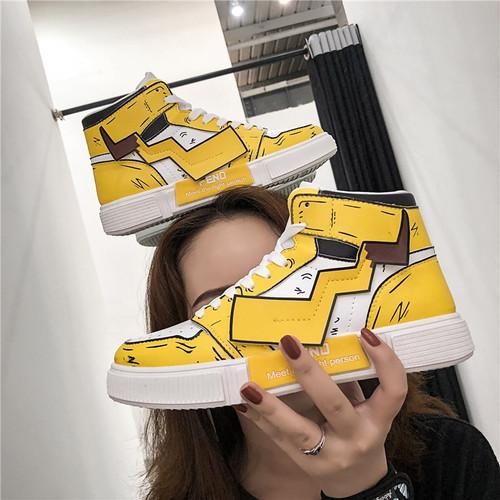 Canvas Shoe Sports Shoes Sneaker 1