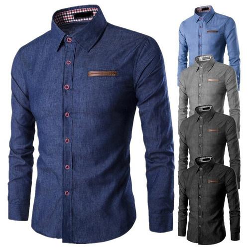 Streetwear Casual Shirts