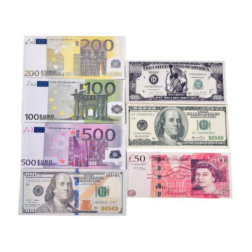 U S DOLLAR Leather Wallets