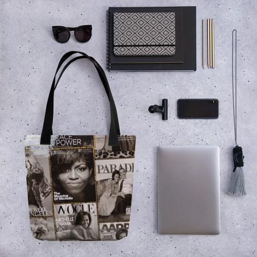 kj designed Tote bag
