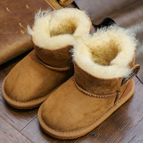 Winter Baby Girls Boys Snow Shoes