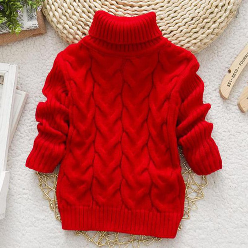 boys Turtleneck Sweater  25