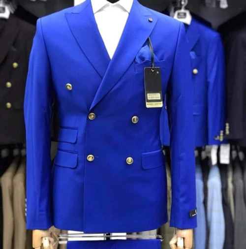 quality Suit Blazer (Jacket+Trousers)