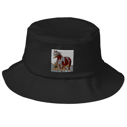 KJ'S Old School Bucket Hat