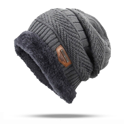 Cap Skullies Beanies men winter hats