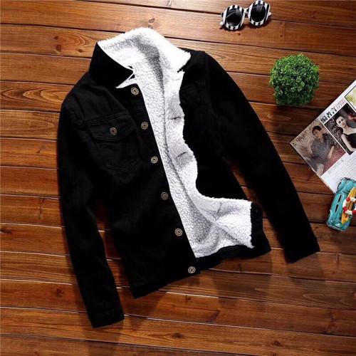 Long Sleeve Loose Jeans Coat Outwear