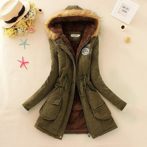 Ladies Jackets Coats big size Outwear -80