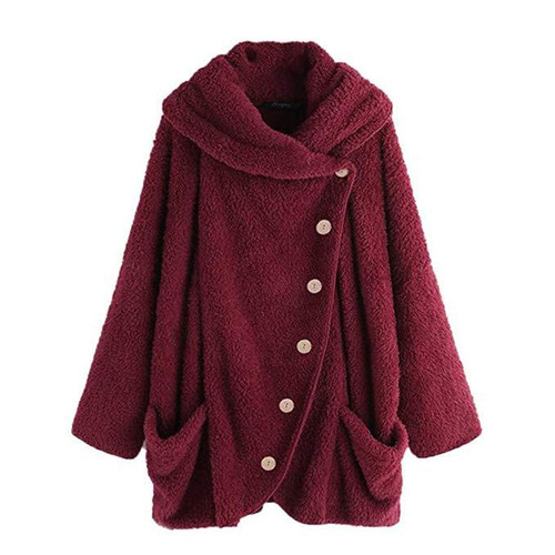 women coat plus size casual women clothes