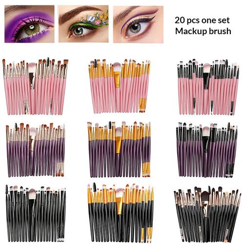 Powder Eyebrow Eye Shadow Powder Cosmetic Kit
