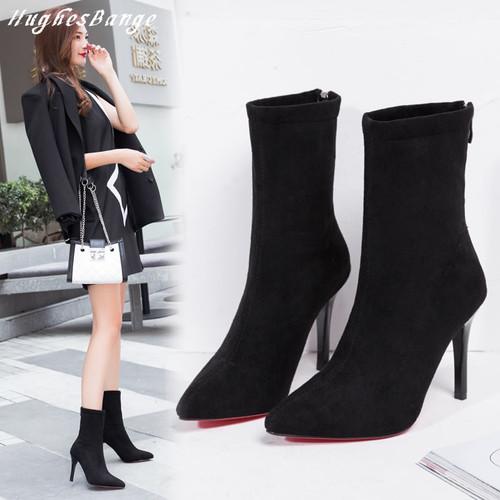 wild High heels woman fashion Small