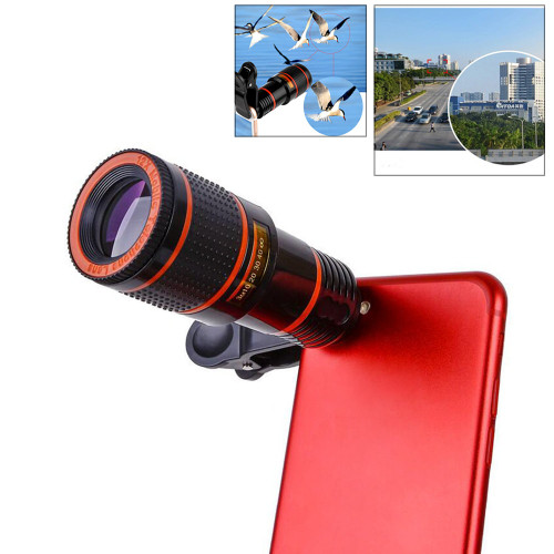 Optical Zoom 8X Mobile Phone Telescope Lens  Universal
