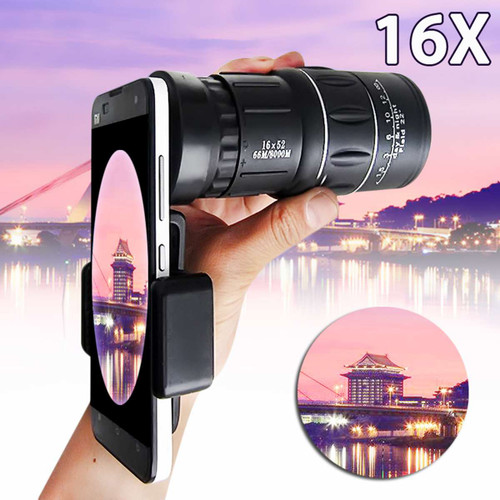 16x52 Zoom Hiking Smartphone