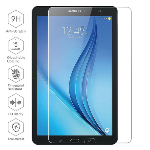 For Samsung Galaxy Tab E T560 Glass On T561 9.6 T377 T375 8.0 T113 T116 7.0 Tempered Glas Screen Protector Protective Film 9H
