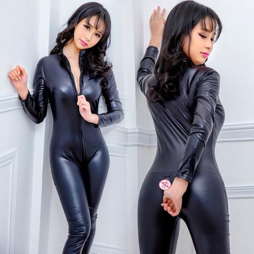 Sexy Slim Shiny Clubwear