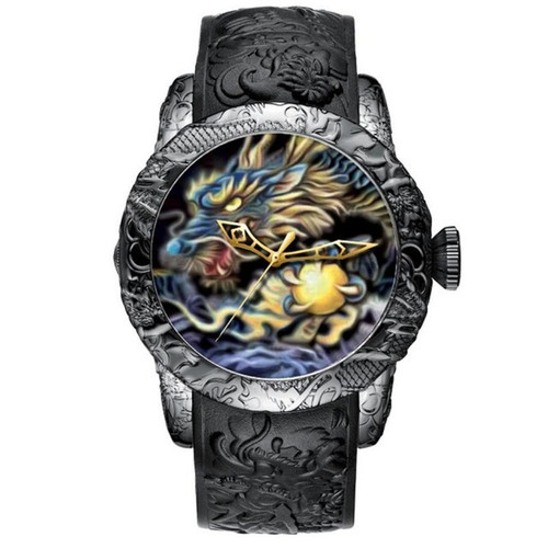 Dragon Sculpture watches