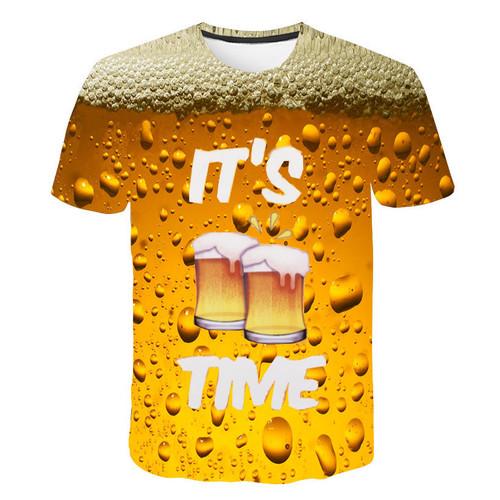 digital printing T-shirt large