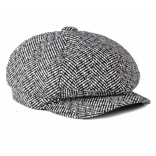 Winter For Men's Male  Flat Caps