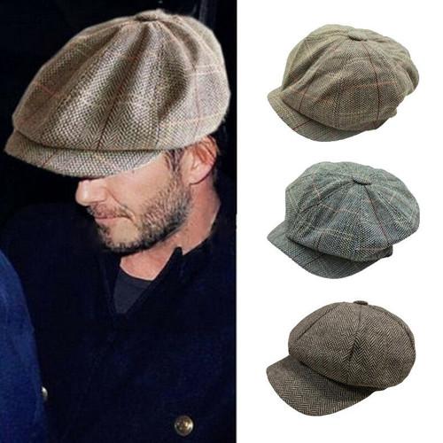 Cabbie Peaky Blinders Hat