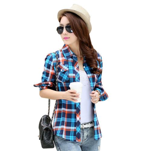 Shirt Style Blusas