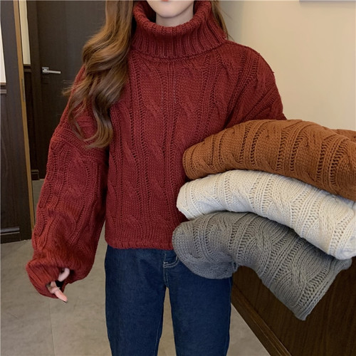 Fashion Long Sleeve Warm Top
