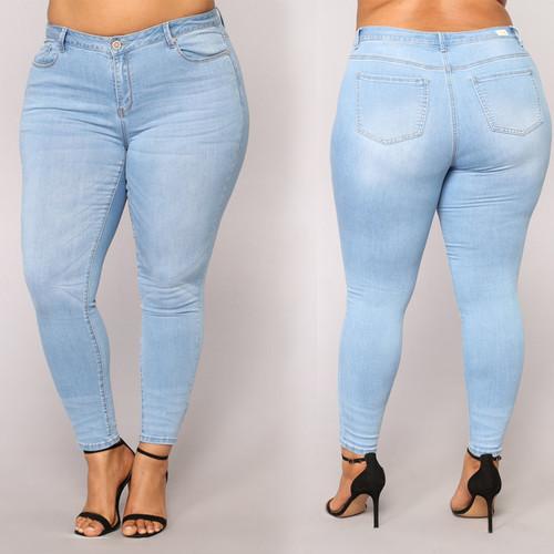PLUS SIZE 5XL 6XL 7XL Jeans