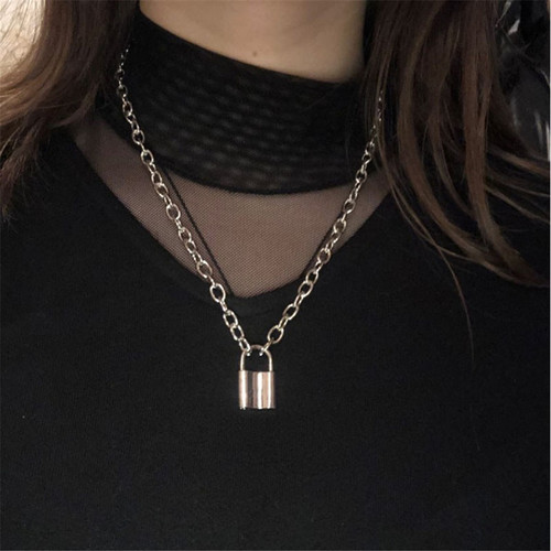 Women Men Rolo Cable Chain Necklace Jewelry