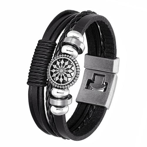 unflower Charm Bracelet