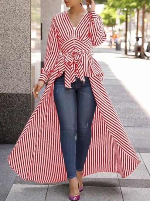 Women's Fashion Long Sleeve