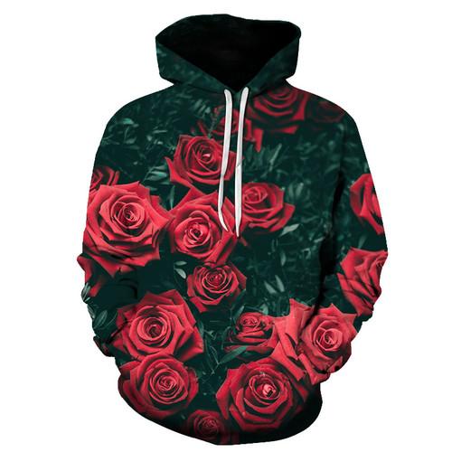 flower-themed pullovers for women