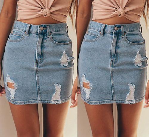 Casual Mini Skirt autumn.
