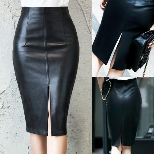 Skirt New Casual Mid Waist Skirts