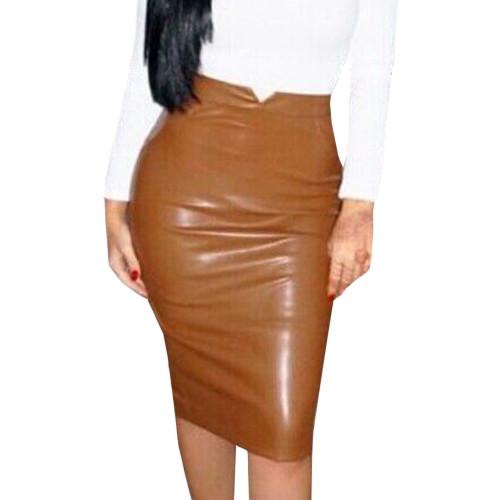 High Waist Skirts .