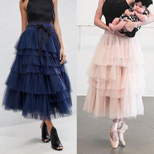 Gown SkirtMaxi Long Skirts   25