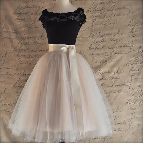 Cosplay Petticoat Elastic Belt Faldas