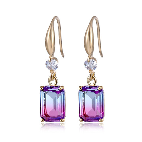 Wedding Dangle Drop Earrings Women Jewelry