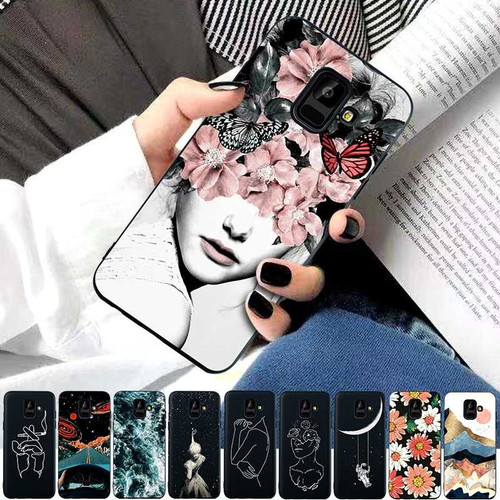 galexy A6 Plus 2018 Phone Case Cover