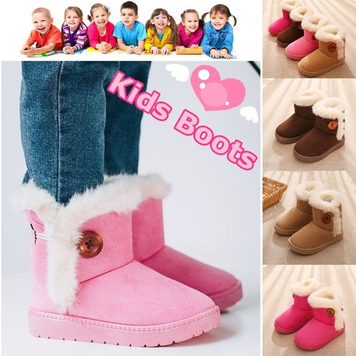 Girls Baby Lovely Boots
