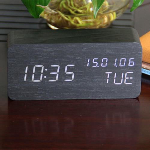Multi-functional Electronic Alarm Clock Desk