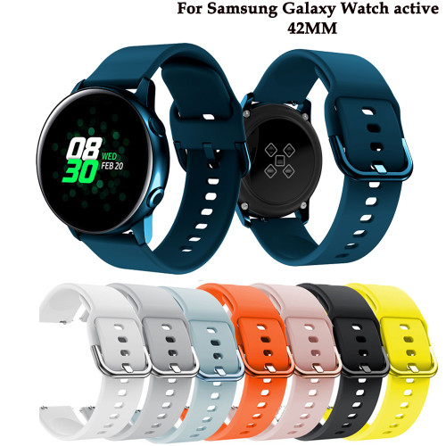 watch strap For Samsung Galaxy watch Replacement New strap 20MM