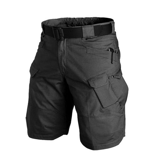 Camouflage Cargo Shorts Men