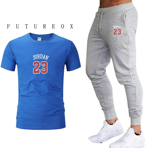 Track suit Casual Pants+T Shirts