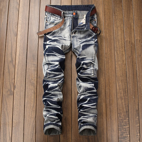 High Quality Men  Casual Jeans