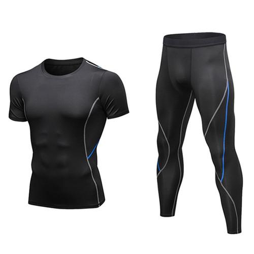 Mens Active Wear Tracksuit Sportswear